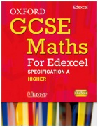 Oxford GCSE Math for Edexel : Specification A students book Higher B-D