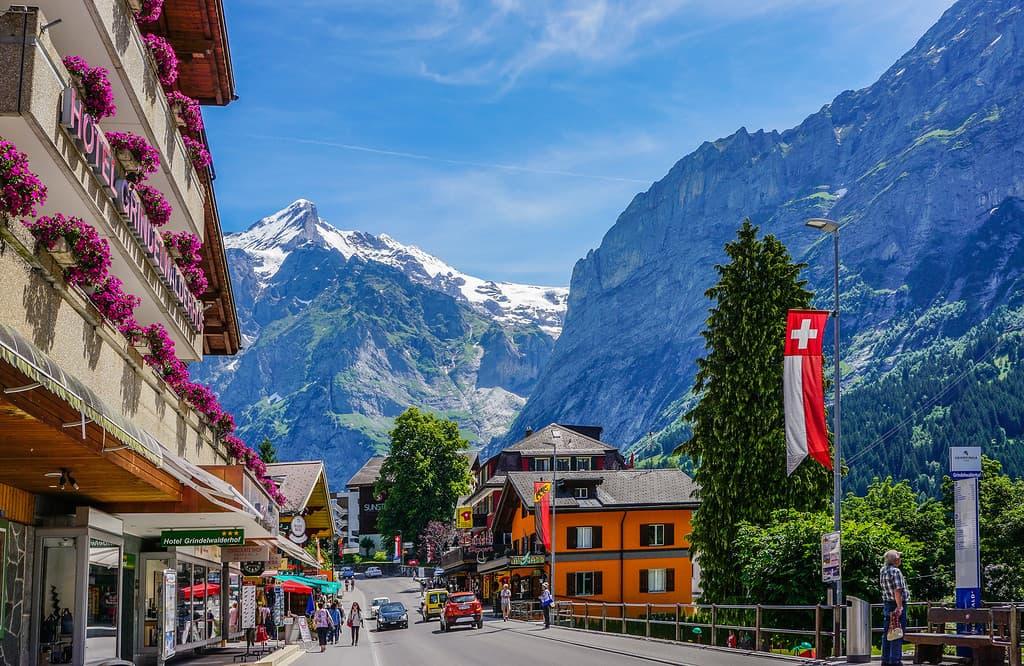 Путешествие по швейцарии картинки
