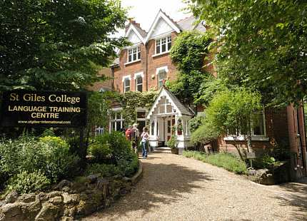 St.Giles College - London Highgate