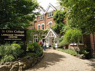 Изображение St.Giles College - London Highgate