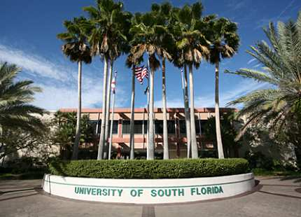 University of South Florida - Тампа, штат Флорида