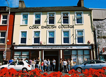 Cork English college Douglas Community School - Корк