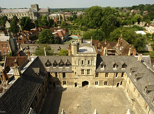 Изображение Discovery Summer Winchester College