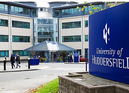 University of Huddersfield - Хаддерсфилд